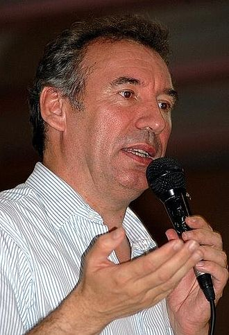 2004 European Parliament election in France - Image: Bayrou thiez 17 07 2006 054