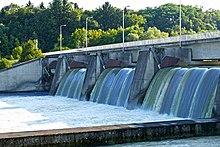 Barrage (dam) - Wikipedia