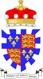 Arms of the Baron Raglan
