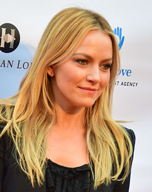 Becki Newton - Newton at the 4th Annual Norma Jean Gala in March 2015