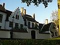 Begijnhofhuisjes, Begijnhof 12, Brugge.JPG