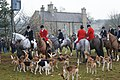 Belvoir Hunt meet at Honington House - geograph.org.uk - 1131776.jpg