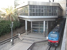 Ben Gurion Airport Railway Station.jpg