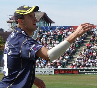 Ben Harmison English cricketer