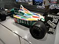 Benetton B186 at the BMW Museum - 03.jpg