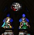 Benvenuto di giovanni e guglielmo botti, vetrate con santi, 1470 circa 11.JPG