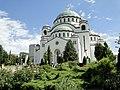Beograd 2013 - Храм Светог Саве, Београд (Cathedral of Saint Sava) - panoramio.jpg