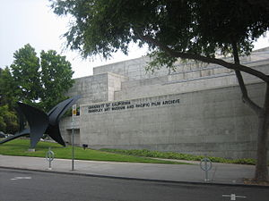 Berkeley Art Museum and Pacific Film Archive - Image: Berkeley Art Museum and Pacific Film Archive