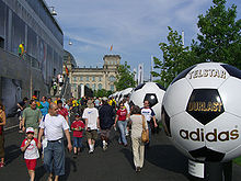 sports shoes 09201 803fa Copa Mundial de Fútbol - Wikipedia, la enciclopedia libre