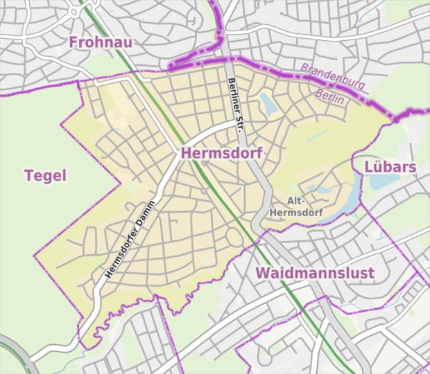 verbindung oranienburg lindow