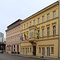 Berlin-Mitte, Luisenstr. 16, Philippinische Botschaft, 2019-11-25, ama fec.jpg