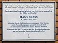 Berliner Gedenktafel Brebacher Weg 15 (Biesd) Hans Brass.jpg