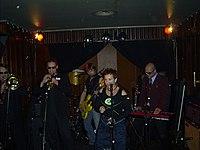 Betty Bohm bang Band