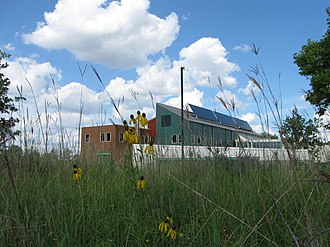 Minnesota Valley National Wildlife Refuge - Bloomington Education and Visitor Center