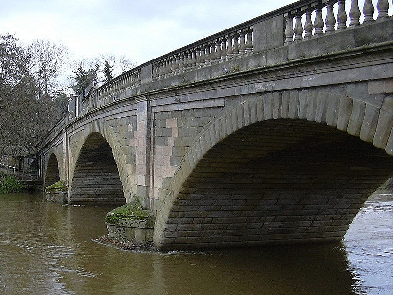 File:Bewdley Bridge from Severnside North.jpg