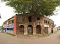 Bhukailash Palace - Southern Facade - Bhukailash Rajbati Estate - Kidderpore - Kolkata 2015-12-13 8269-8286.tif