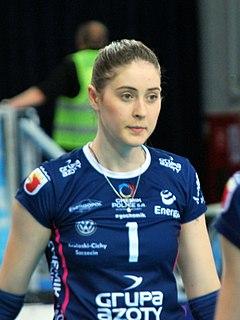 Bianka Buša Serbian volleyball player
