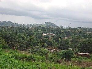 Ville de Biankouma