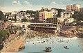 Biarritz-Hôtel des Roches et Embruns et les Bains du port-Vieux-LF 1208.jpg