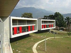 Biblioteca Leon de Greiff-Exterior4-Medellin