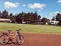 Bicycle on a murram road.jpg