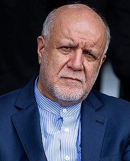 Bijan Namdar Zangeneh Iranian politician