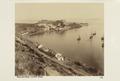 """Bild från familjen von Hallwyls resa genom Algeriet och Tunisien, 1889-1890. """"Mers-El Kebir. Fortet - Hallwylska museet - 92042.tif"""