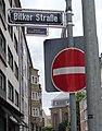 Bilker Straße - Straße der Romantik und Revolution, Düsseldorf, Juni 2020 (1).jpg