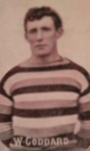 Bill Goddard (footballer) - Image: Bill Goddard