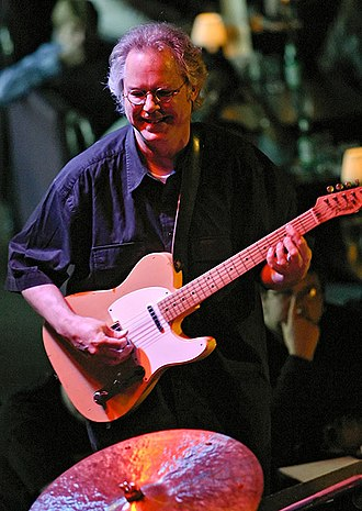 Bill Frisell - Frisell with the B3 Trio at Jazz Alley, Seattle, April 24, 2004