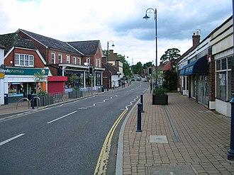 Billingshurst - The High Street