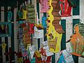 Birdhouses craft fair.JPG