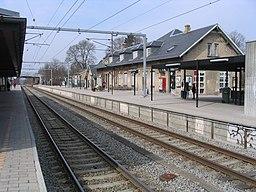 Birkerøds jernbanestation
