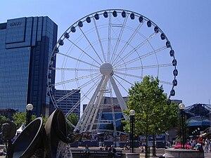 Wheel of Birmingham - The second Birmingham Wheel
