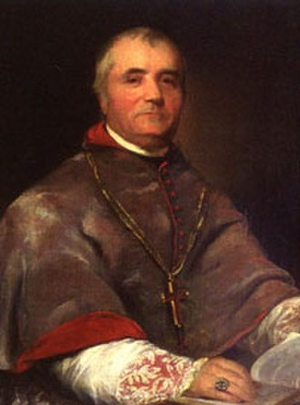 John Dubois - Third Bishop of New York