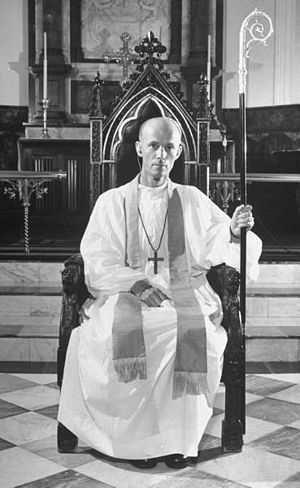 Trichy-Tanjore Diocese of the Church of South India - The Rt. Rev. Dr. Edgar Bentley Thorp