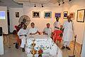 Biswatosh Sengupta - Exhibition - Inaugural Speech - Kolkata 2012-10-03 0503.JPG