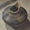Black Ware - 5th-7th Century CE - Moghalmari Artefact - Kolkata 2014-09-14 7874.JPG