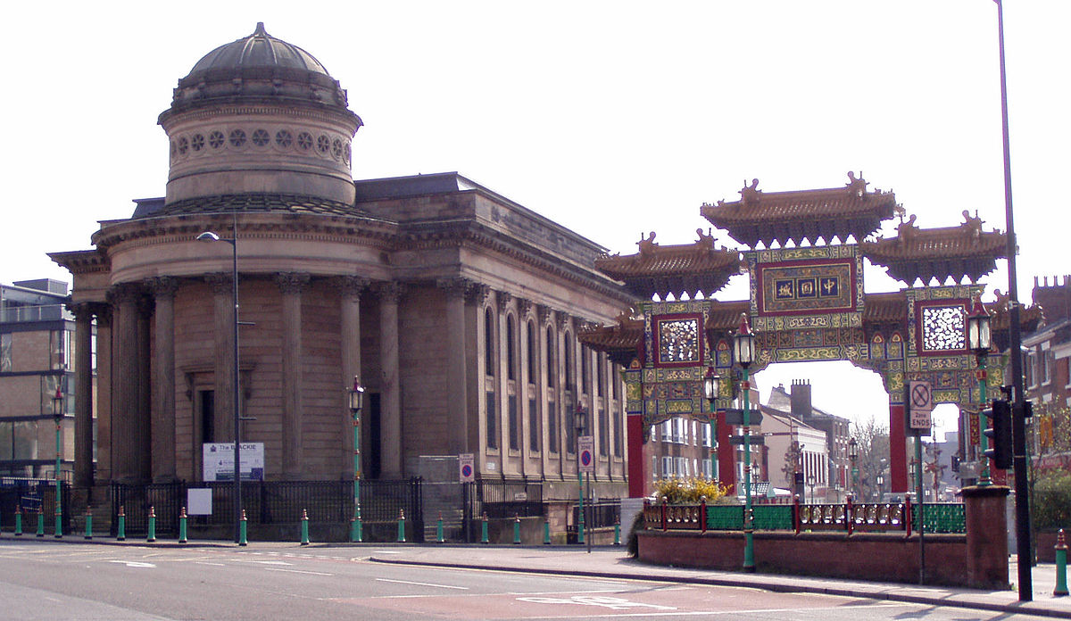 Great_George_Street_Congregational_Church on Neoclassical Architecture