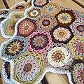 Blanket of natural dyed yarn.jpg