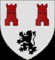 Blason de la famille tassel (du Vicquet) Pays de Bray).png