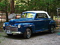 Blue 1946 Ford Super De Luxe convertible.jpg