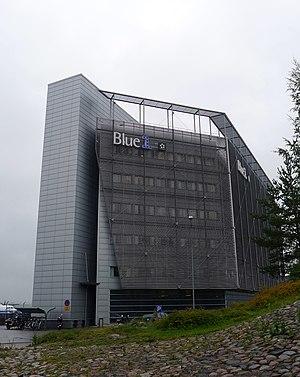 Blue1 - Blue1 head office in Vantaa