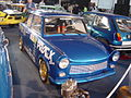 Blue tuned Trabant 601 during the Oldtime Expo 2008.jpg