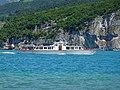 Boat @ Compagnie des Bateaux du Lac d'Annecy @ Lake Annecy @ Saint-Jorioz (50488288661).jpg