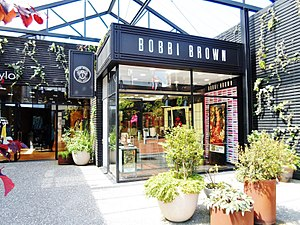 Bobbi Brown - Bobbi Brown concept store at Britomart in Auckland, New Zealand