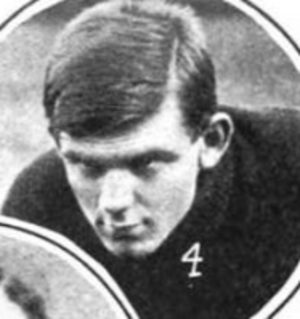 1905 College Football All-Southern Team - Bob Blake.