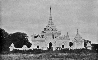 Bodawpaya - Bodawpaya's tomb in Amarapura.
