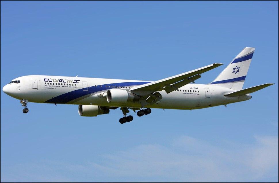 Boeing-767-300ER--4X-EAP
