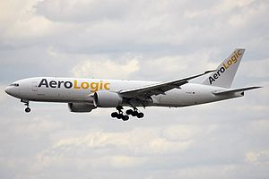 AeroLogic - AeroLogic Boeing 777F